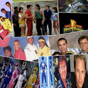 David Yost Collage by amay3190