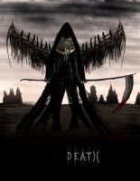 Death V2 by blackriderrom