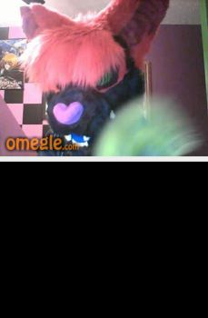 met this cool person on omegle by boeingboeing2