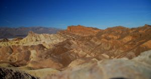 Death Valley Mountain 2 by ajithrajeswari