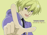 Tamaki Senpai by Bad--Girl