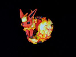 Project Evolution - Flareon by Gatobob