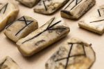 Real Bone Runes by FraterOrion