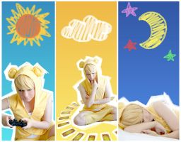 A Day in The Life of Kero - Cardcaptor Sakura by cambiocosplays