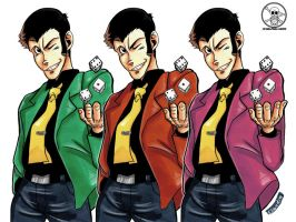 Lupin the third_02 by Goldman-Karee