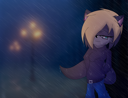 Stand In The Rain by pokegirl150