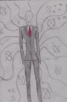 Slendy The Slenderman by WonderTroll