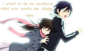 A Noragami Quote by Doppelmore