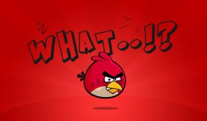 Angry Birds by Fire-Bolt
