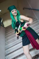 One Piece Genderbend Roronoa Zoro by LeapingLizardCosplay