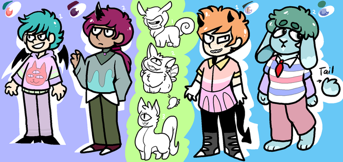 doodle adopts. yeah. open by RCAdopts