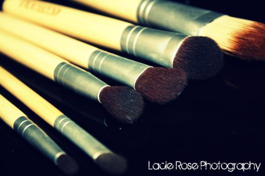 Brushes by x6deadly6rose6x