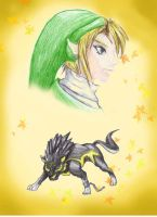 Link by Mangamania13