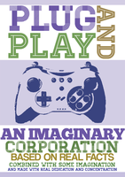 Plug and Play : Company concept poster by mechris445