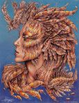 The Lady Lionfish by ReneCampbellArt