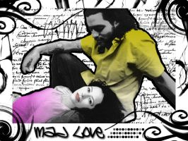 the Mad Love... by reavel