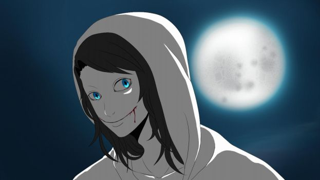 GIF-Jeff The Killer by DeluCat