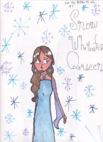 Snow White Queen by InuXKag4ever