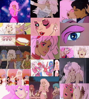 Jem Collage :P by Divinia