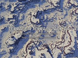 Terragen Terrain Pack 04 by Regulus36