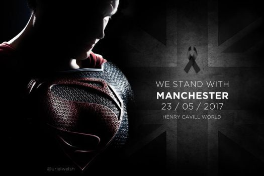 We Stand With Manchester by urielwelsh