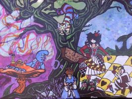 We Are All Mad Here by firefox6663
