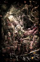 Orcs by dcbats2000