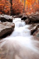 Falls In Autumn by RAlexanderTrejo