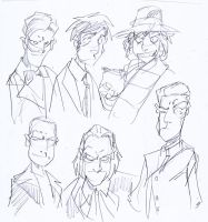Sketching Doctors by NachoMon