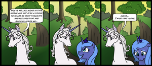 The Last Lunacorn by DizzyPacce