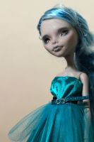 Sweet, Pale-Eyed Ghoulia Yelps 2 by Armeleia
