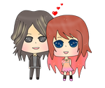 .:AT:. Con Pinkclaire-san by MimiDestino