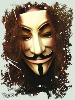Anonymous ID by Bokor