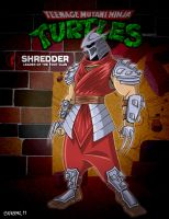 Da Shredda by spicemaster