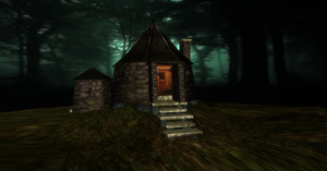 MMD Newcomer Hagrid's Hut by Valforwing