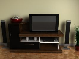 Entertainment Center_1 by NeoZeroX