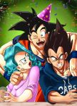 Goku the Matchmaker by VEGETApsycho