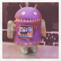 Vintage Android by AG-Abreu