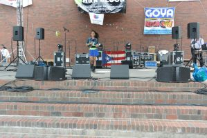 Puerto Rican/Latin Festival, Power Voice 2 by Miss-Tbones