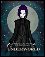 Underworld-Raven by Gekigengar5