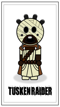 Tusken Raider by myoung25