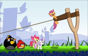CMC Angry Birds by Zacatron94