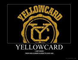 Yellowcard by IappearToBeSpy