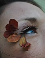 Fashion Makeup (Autumn Inspired) by CareJohnson
