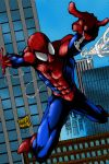 Spiderman 2013 by Elvenwyn