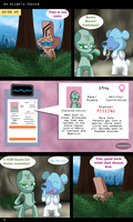 An Alien's Choice: Page 4 by Fishlover