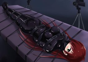 Latex Restraint by jitan777