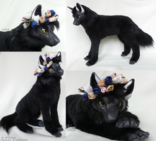 Artdoll Commission: Zael by SPoppet