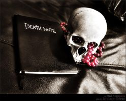 Death Note VII by Mielancholic