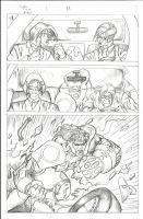 Cyber Force 1 pg 13 Remix by Ninjasmacks